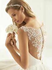Brautkleid,neu, Gr.38 , Satin,edel,toller Rückenausschnitt