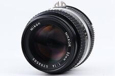Nikon Ai-s Nikkor 50mm f1.4 Nikon MF S/N 57960507 #0007
