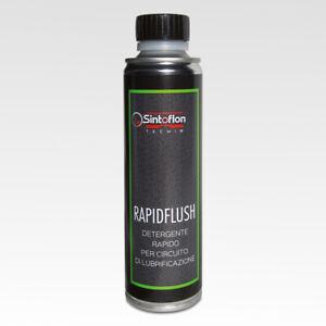 Sintoflon Rapidflush 250ml – Detergente pulitore rapido per circuito di lubrific