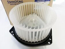 OEM Fan & Motor Blower Unit for Manual A/C Ssangyong Rexton 2004+ #6921008A30