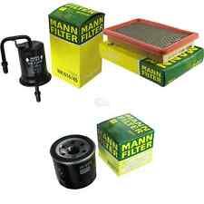Mann-filter Set Mazda MX-5 II Nb 1.6 16V 1.8 9731665