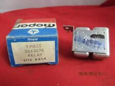 Electric Door Lock Relay Fits 75 C Body Models NOS MOPAR 3843079