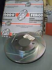 Dischi freno sportivi baffati Ferodo Racing Audi Volkswagen