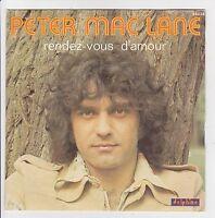 """Peter MAC LANE Vinyle 45 tours SP 7"""" RENDEZ-VOUS D'AMOUR - DELPHINE 64034 RARE"""