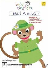 Baby Einstein - World Animals DVD