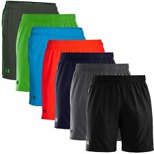 """UNDER ARMOUR 2018 MIRAGE 8"""" Mens Performance Sports Training Gym Shorts"""