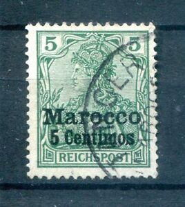 Morocco 8II Fat Pressure On Postmarked (77871