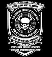 Handwerker T-Shirt Geschenk Dachdecker Elektriker Maurer Fliesenleger  S - 4XL