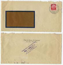 44062 - Sonderstempel: St. Ingbert (Saar) 29.6.1939