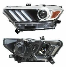 Ford Mustang 2015 2016 2017 Head Lamp Headlight -Driver Side LH, HID/Xenon