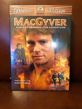 MacGyver - The Complete First Season (Dvd, 2005, 6-Disc Set, Checkpoint)
