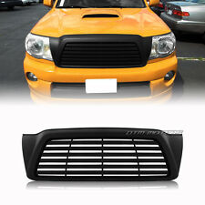 JDM Sports Style Horizontal ABS Plastic Front Grille 2005-2009 Toyota Tacoma