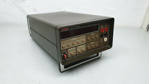 Keithley 196 Digital Multimeter DEFEKT