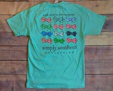 """NWOT Simply  Southern """"Life Is Full of Choices"""" Women's Sz. Medium T-Shirt"""