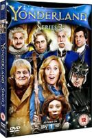 Yonderland Season 3 Series Three Third (Stephen Fry) New Region 4 DVD