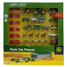 John Deere Farm Toy Playset NEW