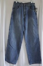 Duck Head Cargo Blue Jeans Size 18 NWT