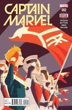 Captain Marvel #2 (NM)`16 Fazekas/ Butters/ Anka