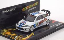 1:43 Minichamps Ford Focus RS WRC #46, RAC Rally Rossi/Cassina 2007