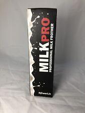 Milkpro PowerLix Milk Frother Handheld Battery Operate Electric Foam Maker