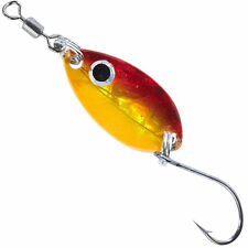 Balzer Forellenblinker Leaf Red/orange 1 5g