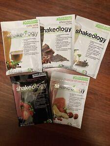 8 Packets Beachbody Shakeology (mix And Match)