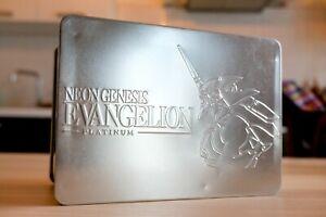 Neon Genesis Evangelion DVD  Serie Completa Platinum Edition Limited  Numerata