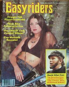 EASYRIDERS Magazine..Issue 59...MAY 1978
