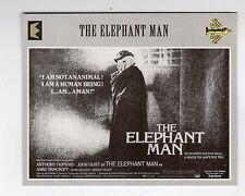 Figurina SUPERCINEMA EVENTS MAXI CARDS NUMERO 49 THE ELEPHANT MAN