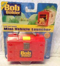 Bob the Builder - Mini Vehicle Launcher - Load & Launch - 2005 - Brand New - NEW