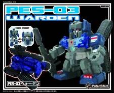 PERFECT EFFECT PES-03 WARDEN TRANSFORMERS NUOVO NEW