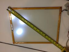 """15"""" touchscreen used for lcd monitor"""