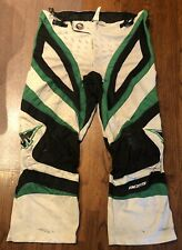 Mission Boss Syndicate Inline Roller Hockey Pants Shell Sr. Xl Green/Black/White