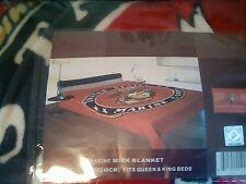 us marine mink blanket