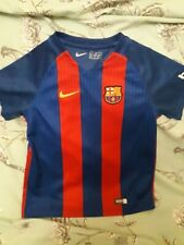 Boys Barcelona Football top 6 - 7 yrs