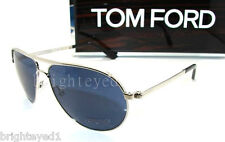 Authentic TOM FORD James Bond 007  Marko Aviator Sunglass TF 144 - 18V *NEW*
