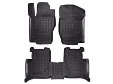 Rubber Car Floor Mats All Weather Custom Fit Mercedes-Benz ML W164 2005-201 AMG