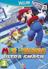 Mario Tennis Ultra Smash Wii u Nintendo WiiU