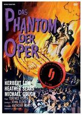 Hammer Edition DAS PHANTOM DER OPER Terence Fisher  MICHAEL GOUGH DVD Schuber