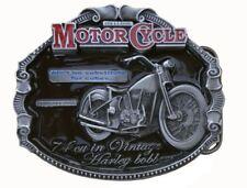 Harley Bobber Officially Licensed Belt Buckle DDMR 2020