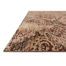 "Loloi Josephine 7'9"" x 9'9"" Contemporary Rug in Taupe"