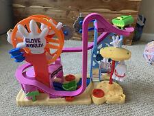 Imaginext Spongebob Squarepants Glove World Playset Fisher Price Toy