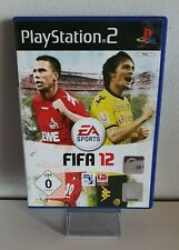 Fifa 12 PLAYSTATION 2 PS2 in Original Package with Guide - Football A6958