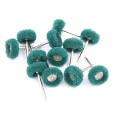 12pc Abrasive Buffing Wheels Polishing Grinding Rotary Tool 1/8