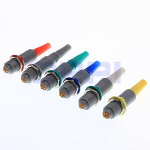 1P 2 3 4 5 6 8 9 10 14pin PAG/PKG Self-locking Plastic Medical Connector