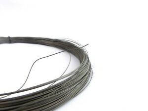 fuxus® 10m Nitinol Muscle Wire Magic Trick Metal Shape Memory Alloy