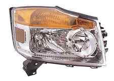 Right passenger headlight light for 2008 2009 2010 2011 2012 2013 2014 Armada