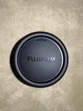 Fujifilm xt1 camera Tappo Original