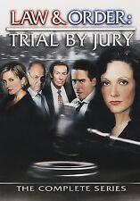 Law  Order: Trial by Jury - The Complete Series (DVD, 2006, 3-Disc Set) NEW