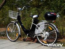 Vélo électrique - De elektrische fiets - Citybike VIRON 250W / 36V NOIR